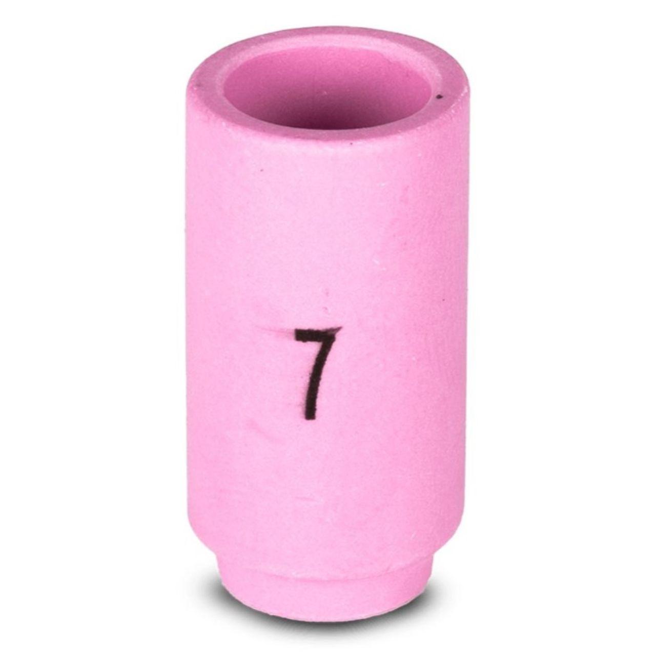 WP9/20 11mm #7 Tig Nozzle 13N11