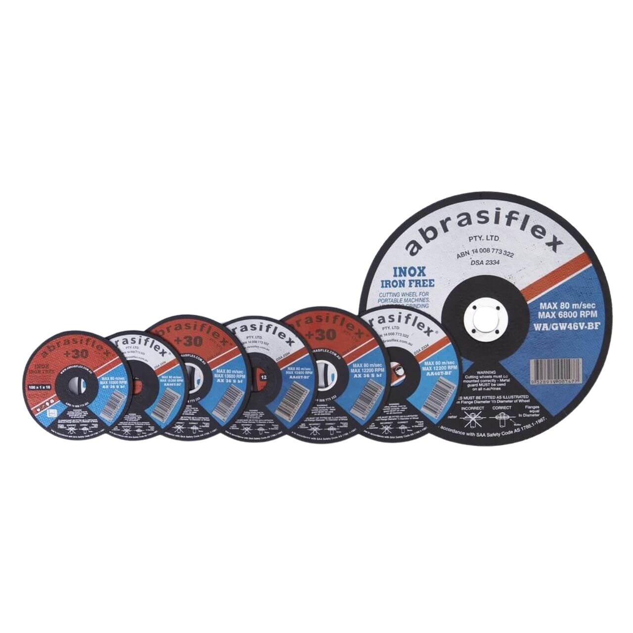 Abrasiflex AA36V 125x1.6x22 I/Free Cutting Disc