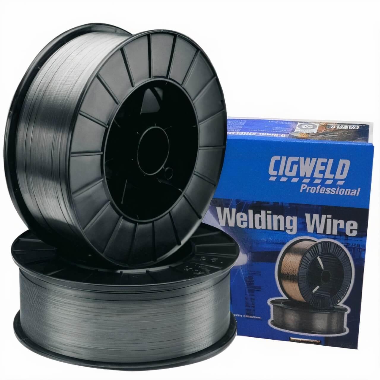 1.2mm Cigweld Supre-Cor 5 Flux Cored Mig Wire 15kg
