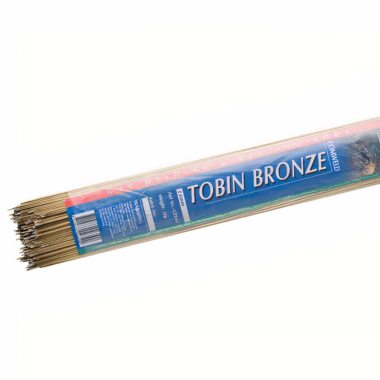 5.0mm Comweld Tobin Bronze 5kg Packet
