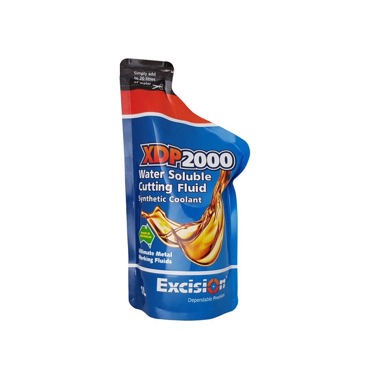 Excision XDP2000 Cutting Fluid 1L