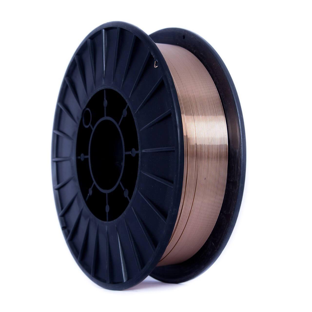 1.2mm Silicon Bronze Mig Wire 13.6kg