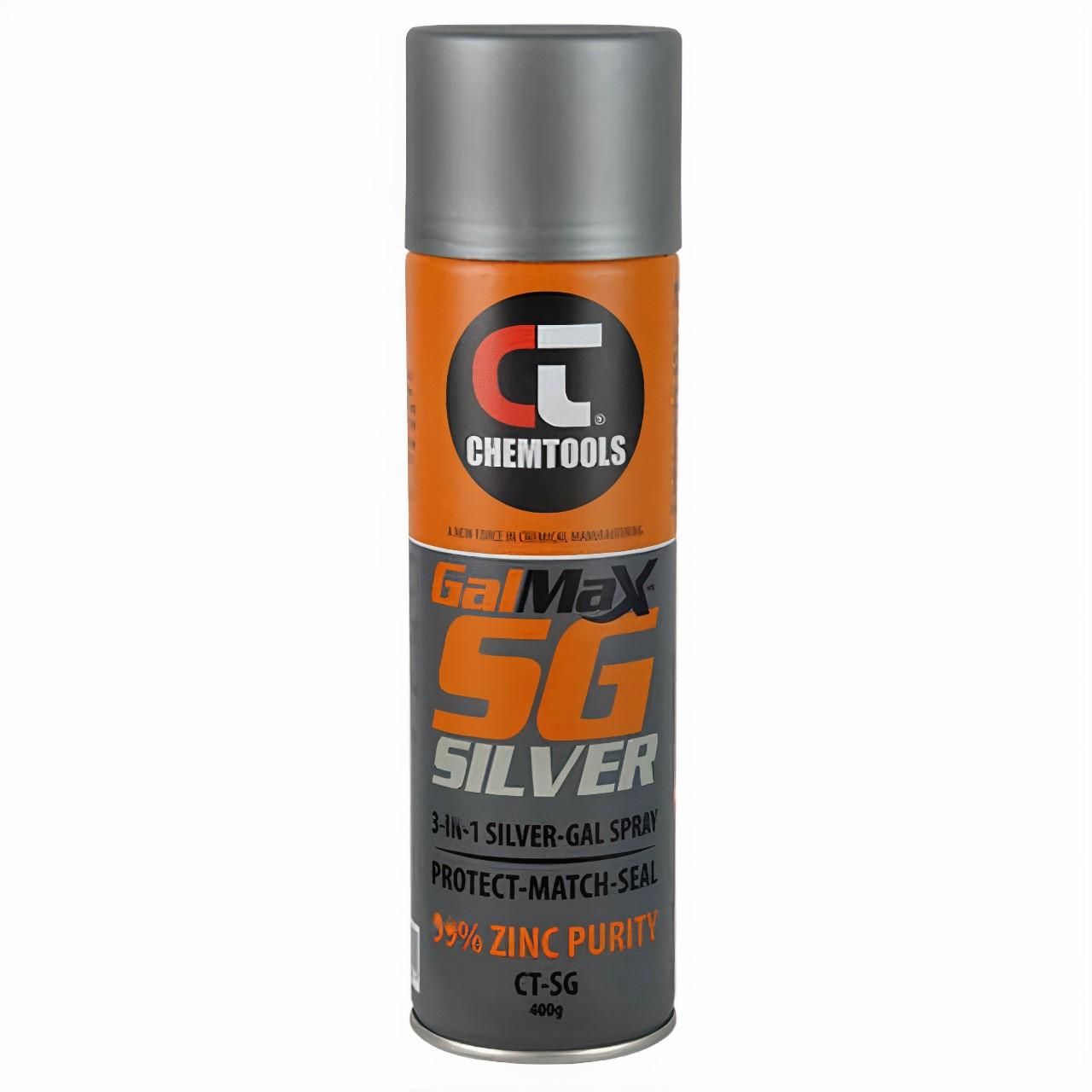 CT Silver Zinc Gal 400g Aerosol