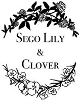 Sego Lily and Clover