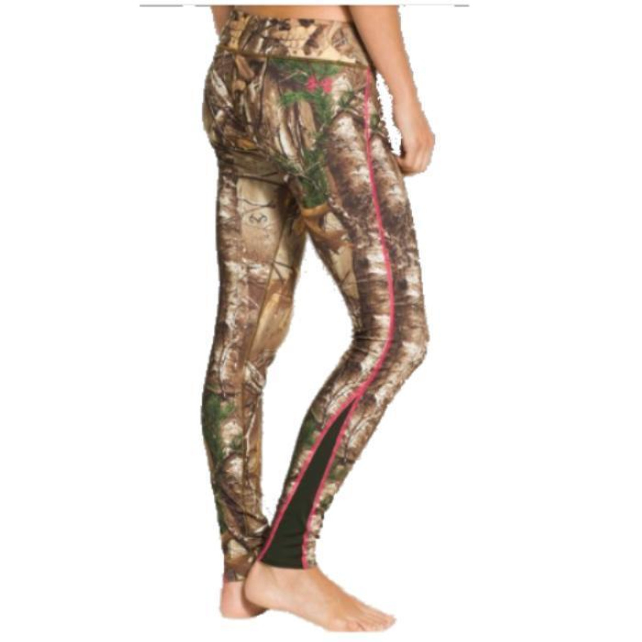 ecfbbbeeb5d87f Under Armour Women's Camo ColdGear Infrared Scent Control ...