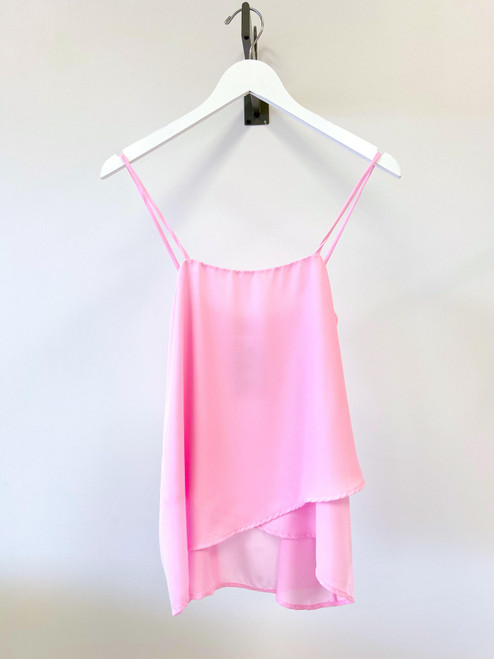 Light pink tank, cute pink tank