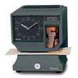 Amano TCX22 Portable Battery Operated Time Clock/Time Stamp