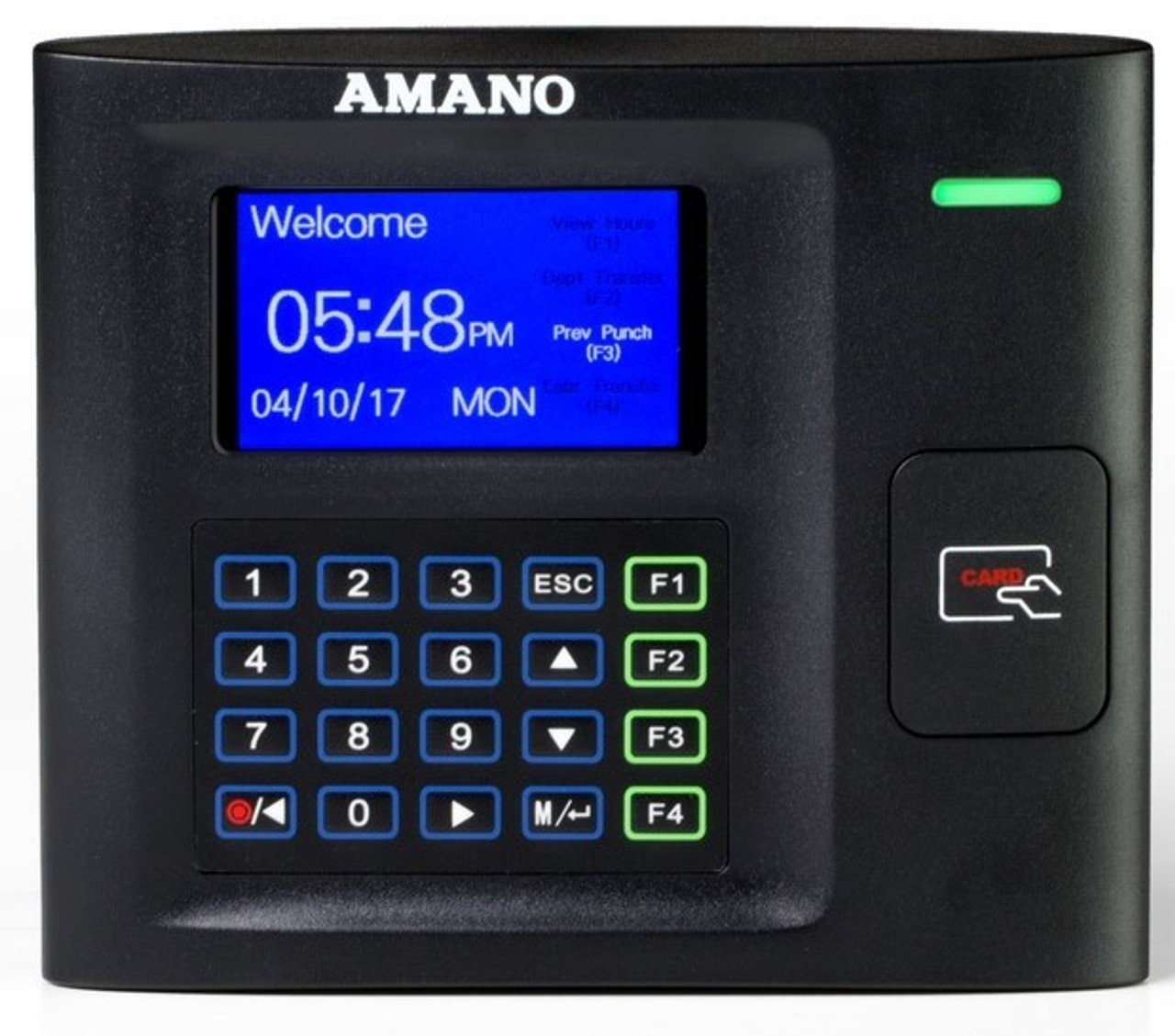 Time Clocks & Cards Office Supplies joni-recruitment.com Amano MTX ...