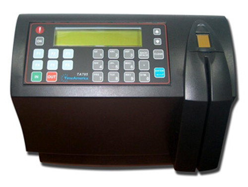 TA785 Fingerprint Time Clock