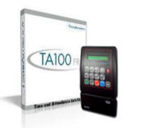 Time America TA100 Pro Software and TA715 Time Clock Bundle