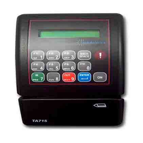 Time America TA715E ID Badge Time Clock with Ethernet