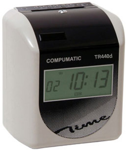 TR440d electronic Time Recorder