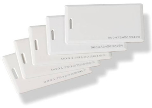 uAttend Clamshell RFID Badges