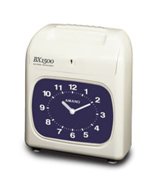 Amano BX1500 Electronic Time Recorder