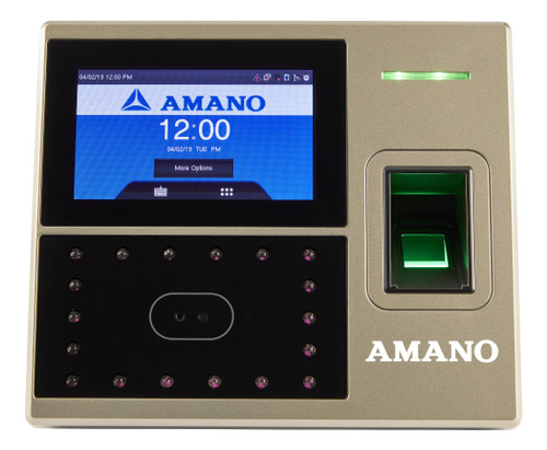 Amano TG-AFR200 Terminal Face Recognition