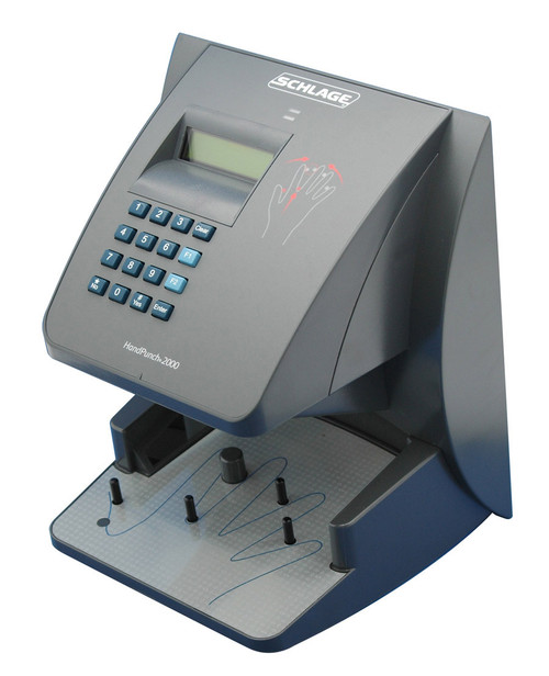 Acroprint HP2000 Biometric Time Clock