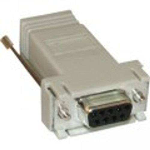 Acroprint RJ11 to DB9F Adapter