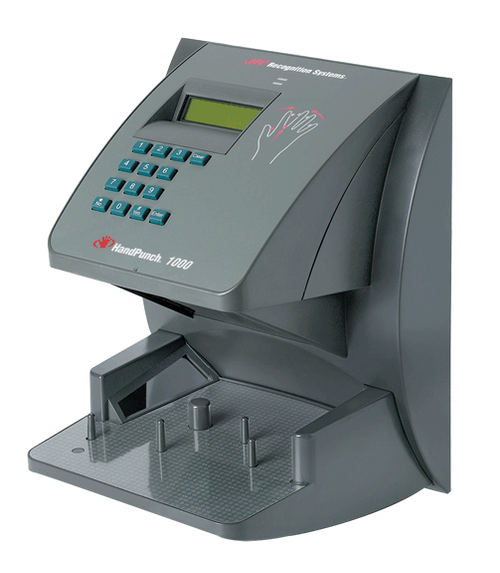 Amano HP1000 Biometric Time Clock