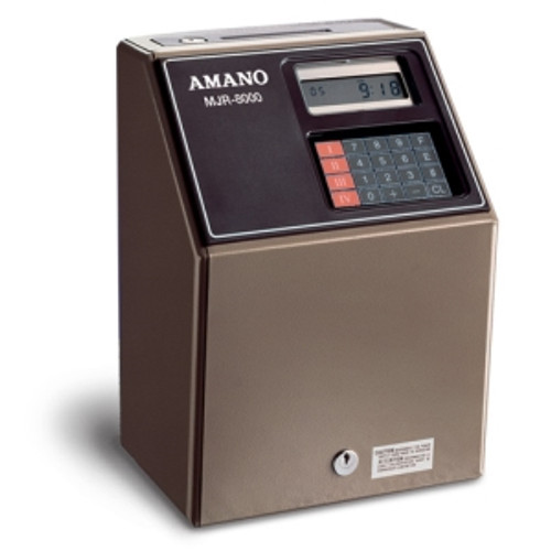 Amano MJR8000 Time Clock