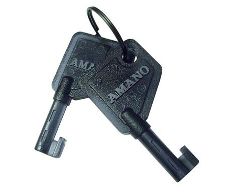 Amano Pix Key