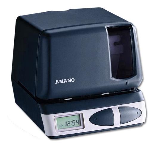 Amano PIX21 Time Recorder