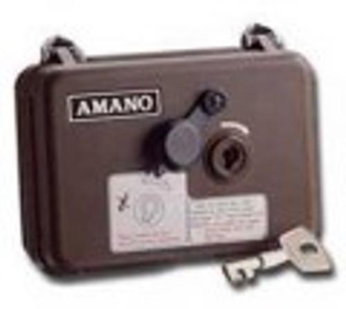 Amano PR600 Watchman Clock