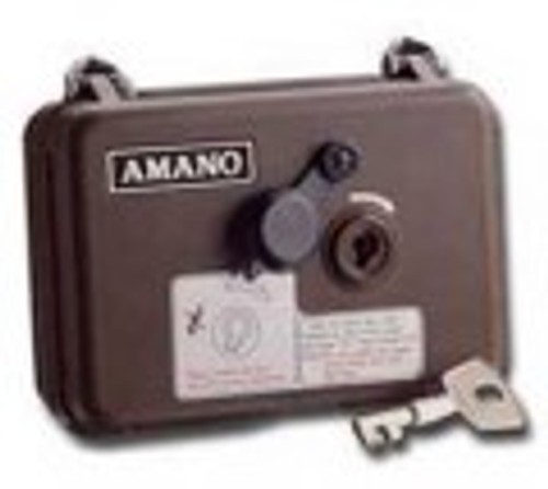 Amano PR600 Watchman System