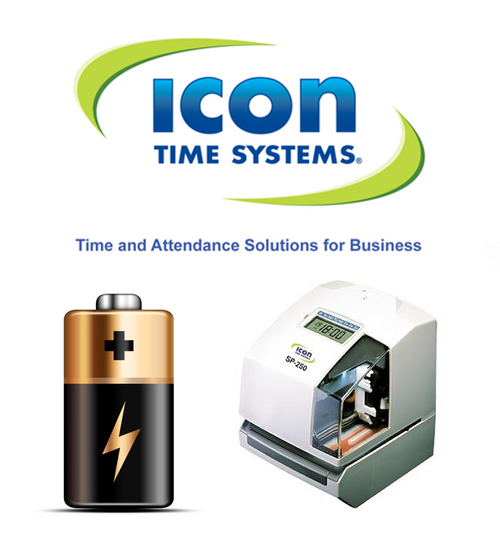 Icon Time Operational Battery Backup - SP250