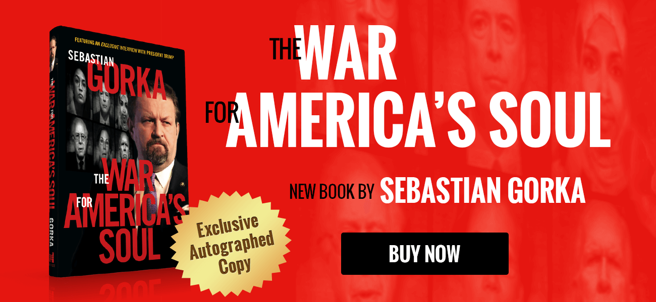 The War for America's Soul - Buy now