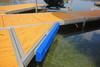 Horizontal Adapter for Vertical Dock Bumper