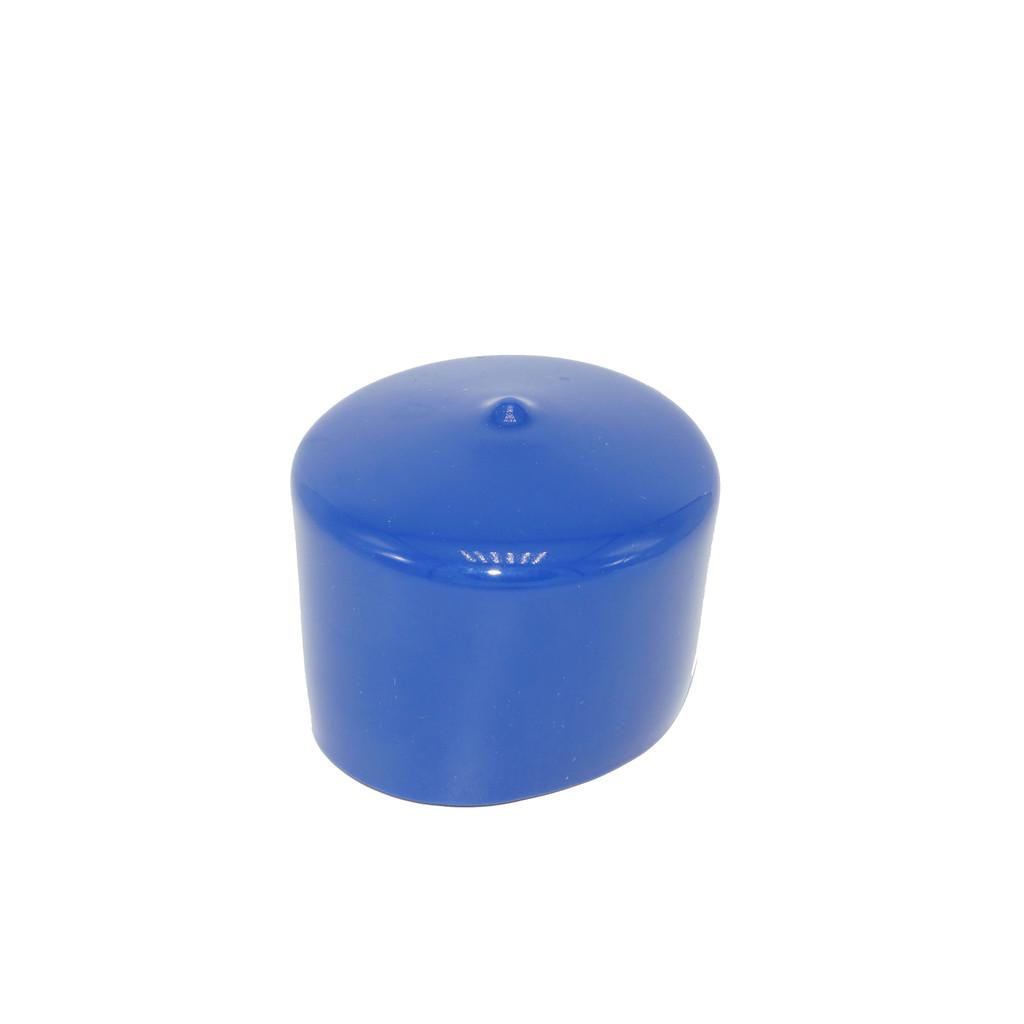 Cap #13 - Blue  - 2.375 x 1.5