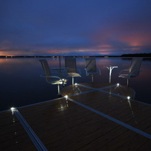 Solar Dock Lights