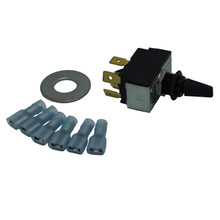 Conversion Kit 12 Volt-(Key/Remote S/W) to Toggle Switch