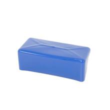 Cap #1 - Blue - 2.0 x 4.5 x 1.5