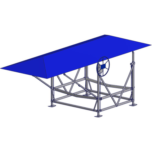 Hip Roof Canopy Cover - WeatherMax®