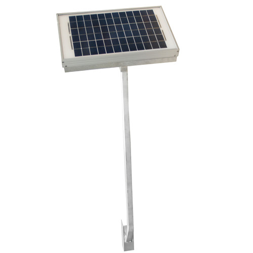 24V Solar Panel with Mounting Kit