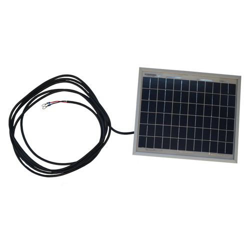 Solar Panel for Hydraulic Box