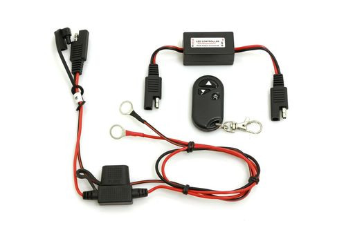 LED Flexible Canopy Light Remote & Transmitter Kit