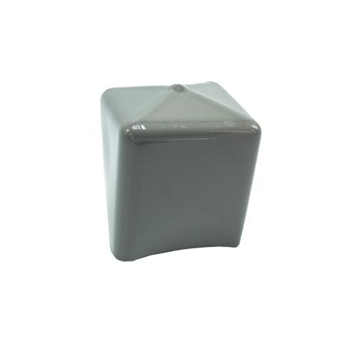 Cap Gray #14 - 2.0x2.0x2.0