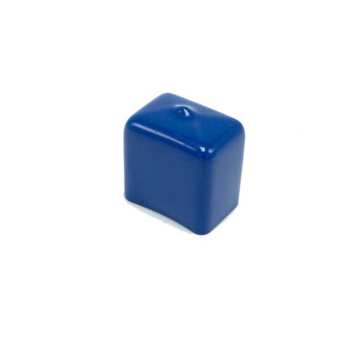 Cap #6 - Blue - 1.125 x 1.625 x 1.5