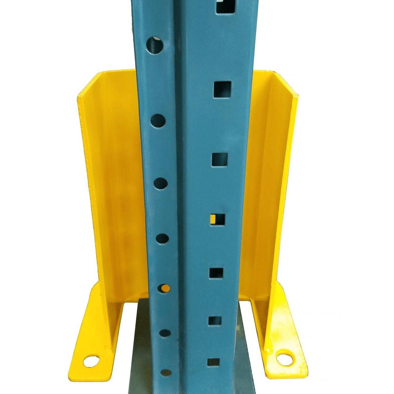 Rhino Rails Pallet Rack Upright Post Protector