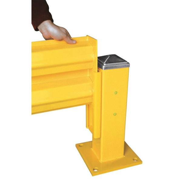 Rhino Rails Lift Out Adapter for Guardrail Pair