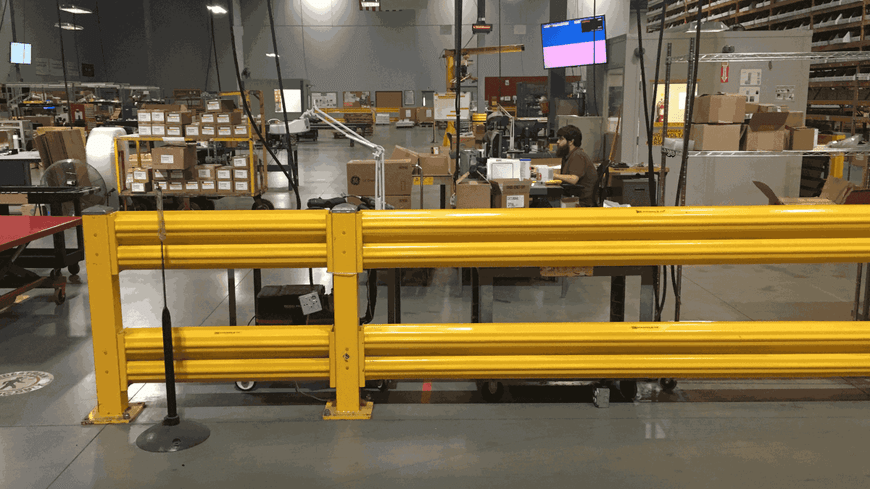 The Importance of Warehouse Safety Guard Railing