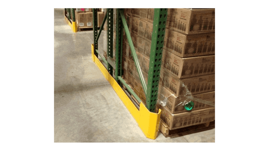 Protecting Your Warehouse Racking From Impact Damage