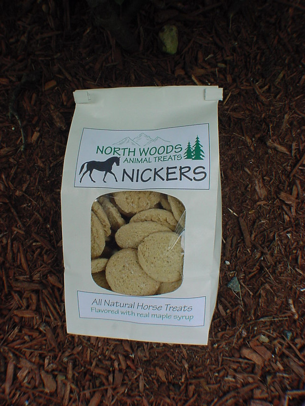 Nickers Horse Treats, 1 Pound Bag