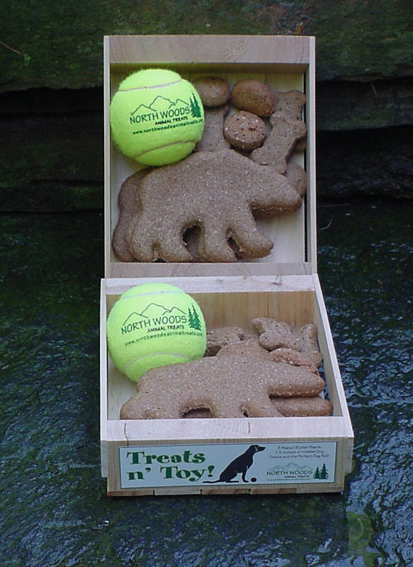 Treats n' Toy - Ball