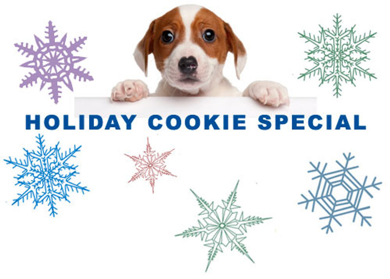 Holiday Cookie Special