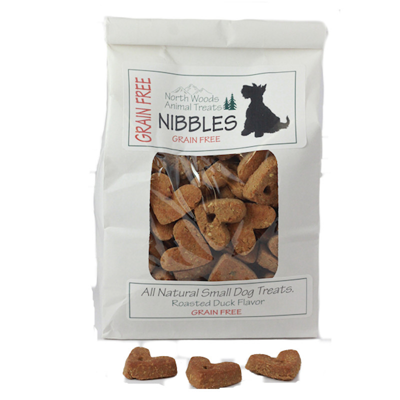 Grain Free Nibbles, 3 Month Subscription