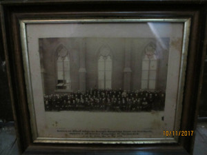 Missouri Evangelical Synod Photograph