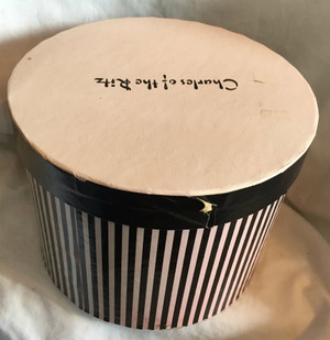 Pretty Hat Box